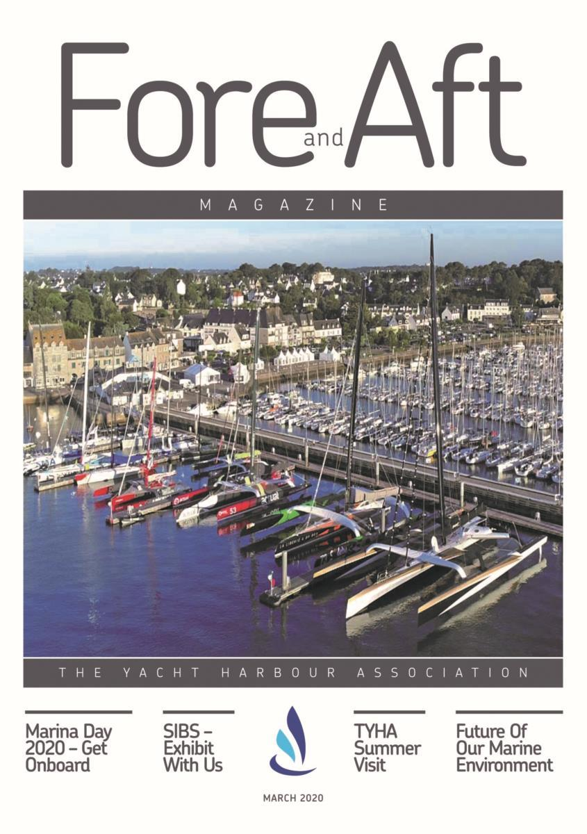 FORE & AFT - MARCH 2020