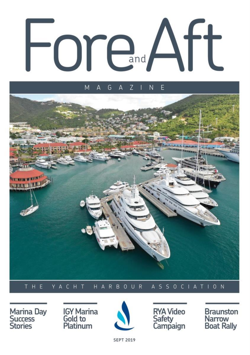 FORE & AFT - SEPTEMBER 2019