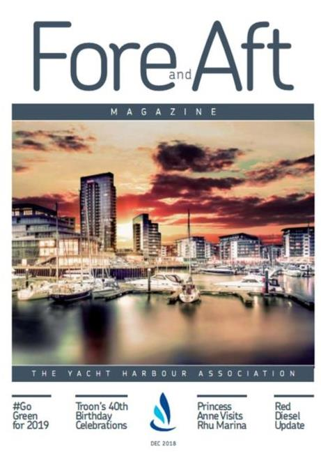 Fore & Aft Magazine December 2018
