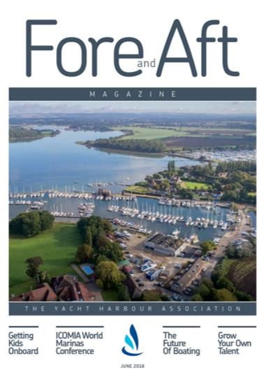 Fore & Aft Magazine June 2018