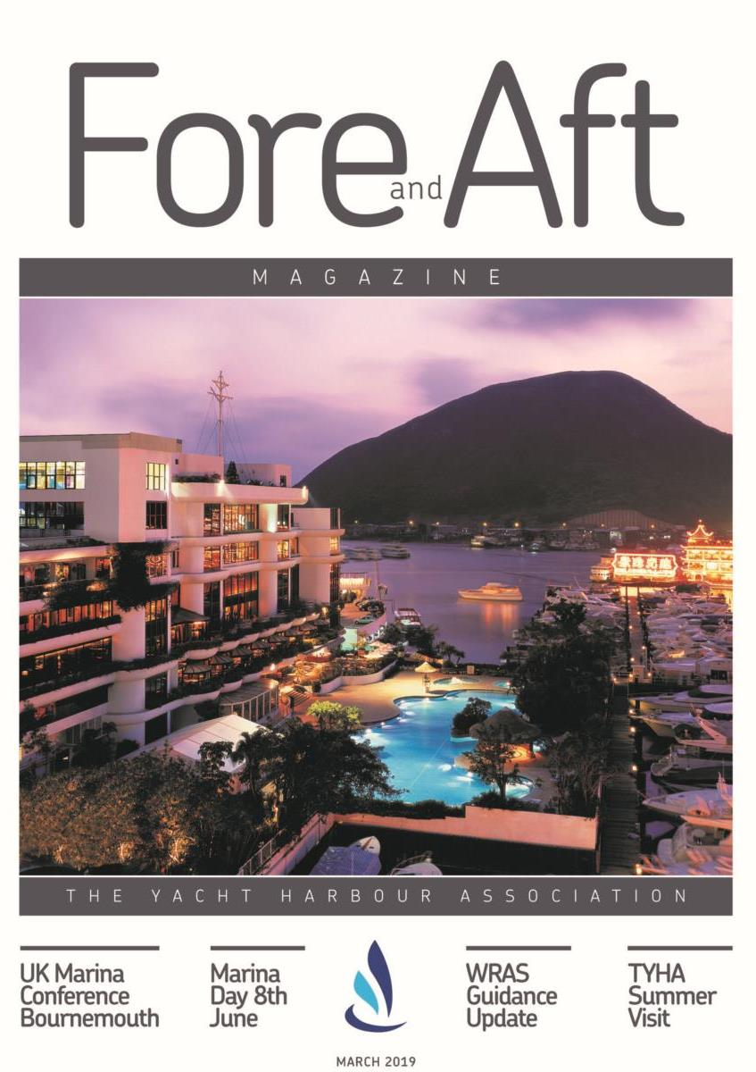 FORE & AFT MAGAZINE MARCH 2019