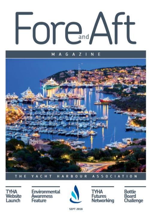 Fore & Aft Magazine September 2018