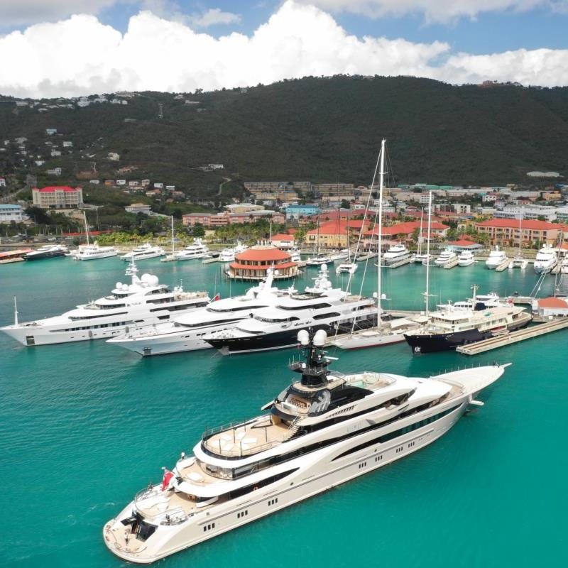IGY Yacht Haven Grande Achieves Gold Anchor Platinum