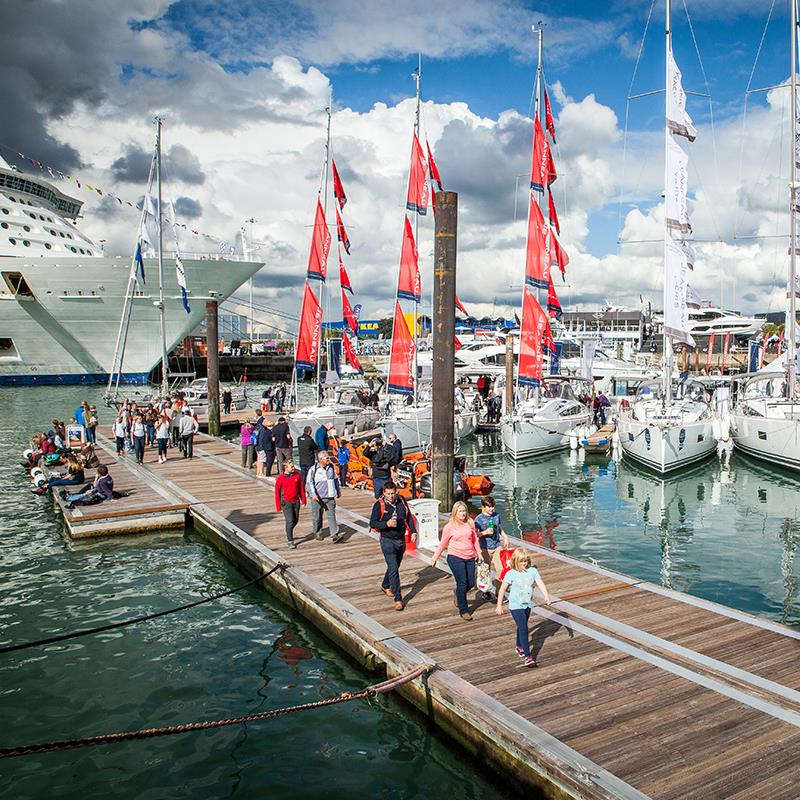 TheYachtMarket.com Southampton Boat Show